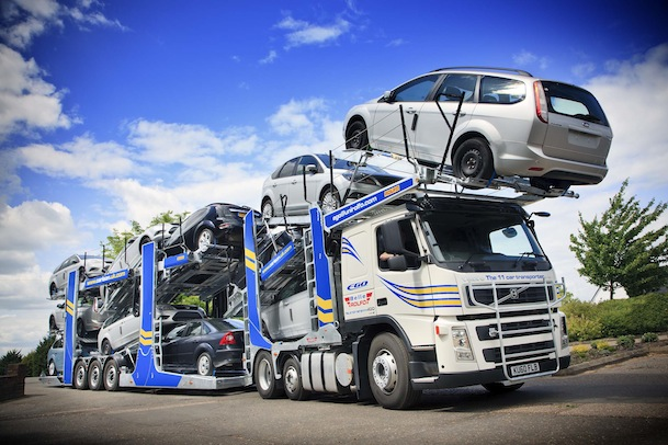 Birway add new Transporters to the Fleet - Birway Garage