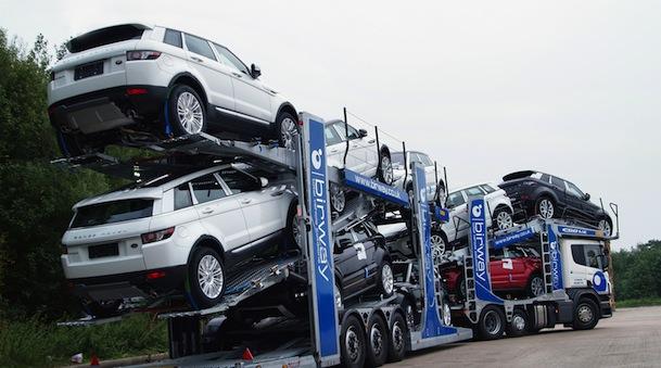 Jaguar Land Rover Birway