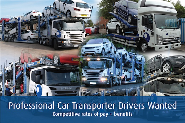 Car Transporter Drivers Vacancies