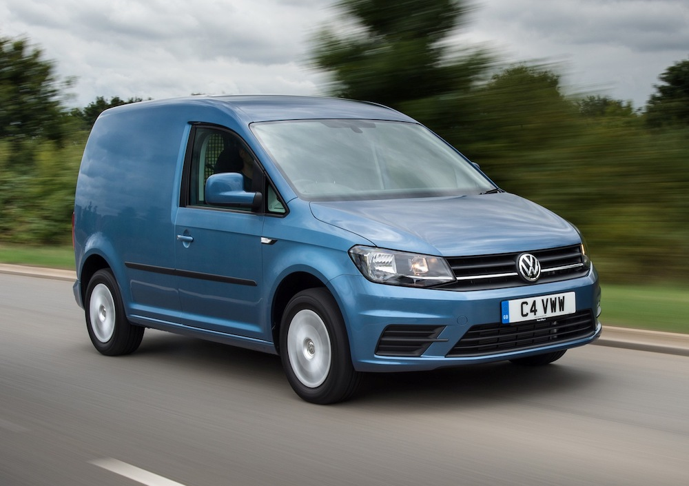 Vehicle Review - Volkswagen Caddy