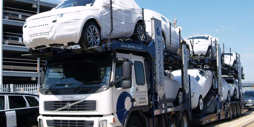 Finished Vehicle Distribution