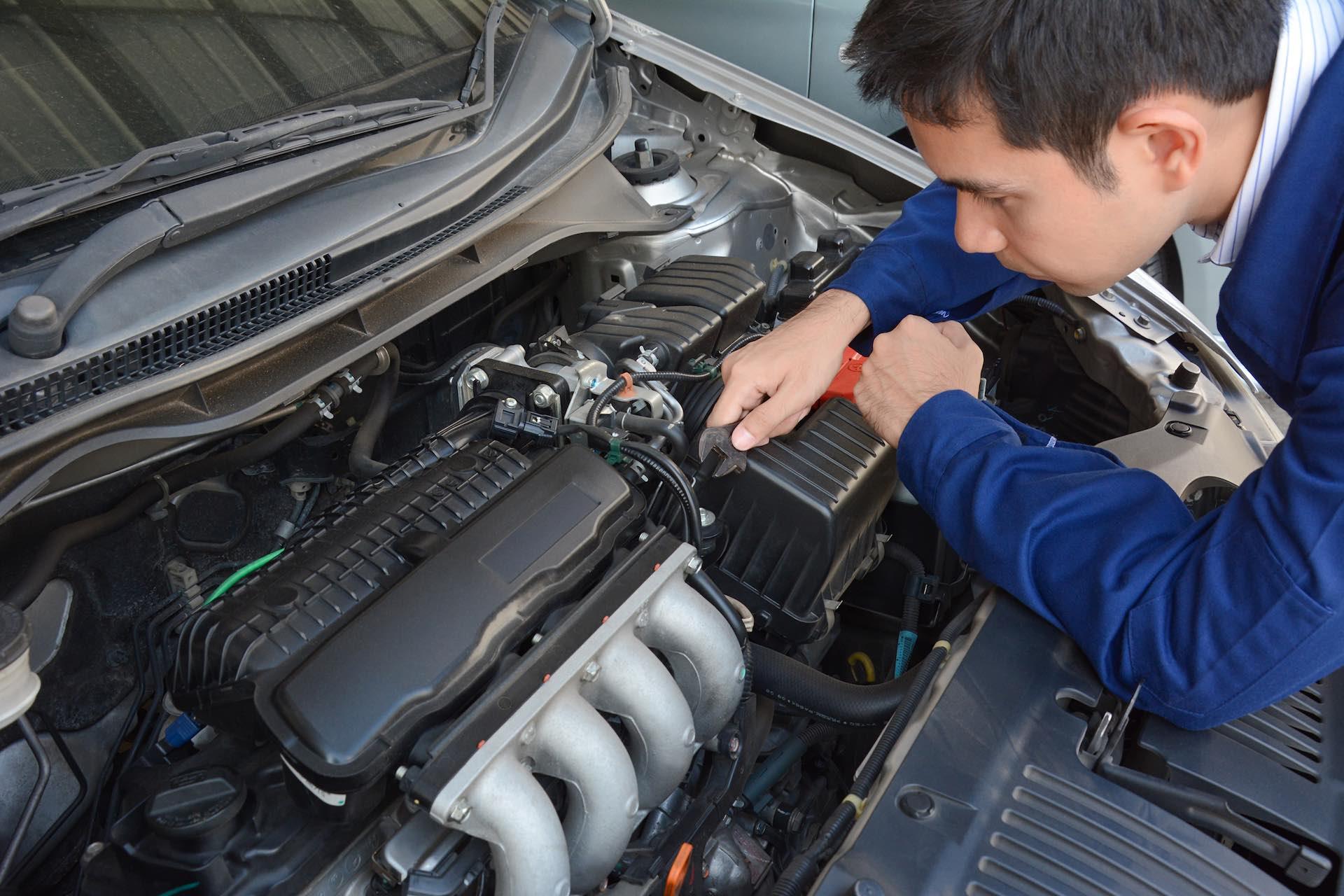 Used Vehicle Preparation