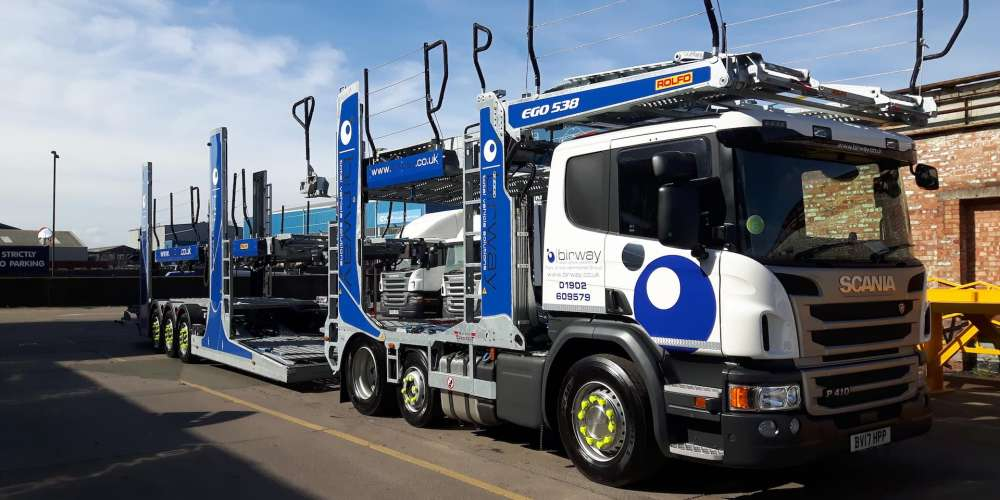 Vehicle Transport Logistics - Birway