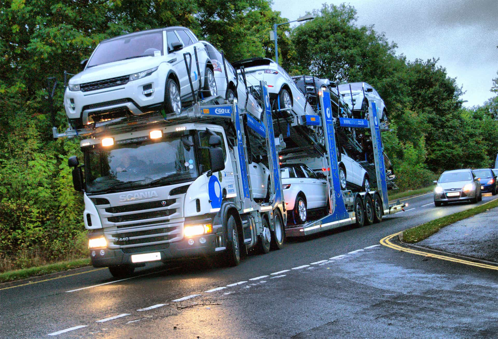Vehicle Transport Logistics