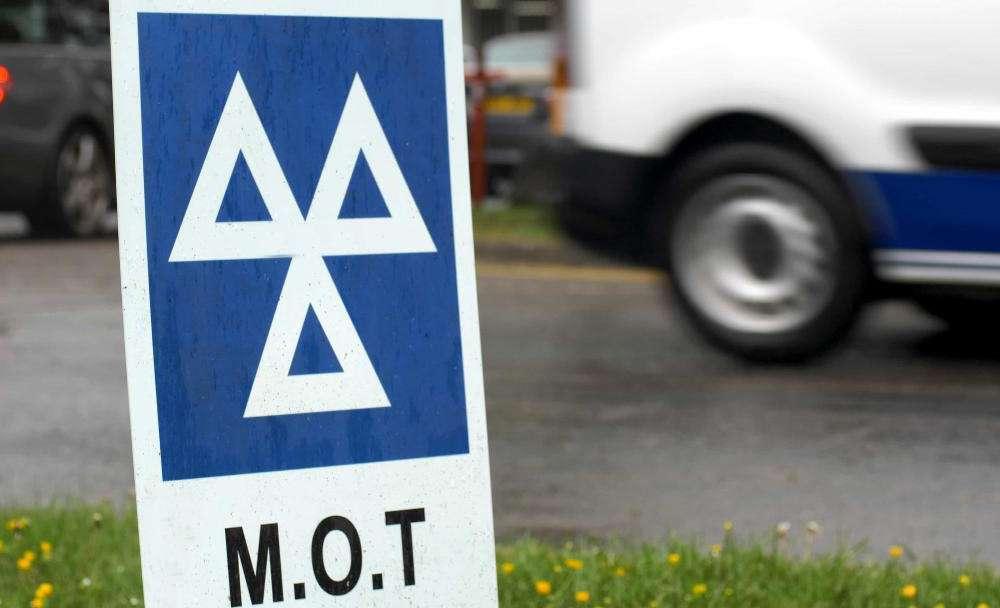 MOTs - Birway Garage