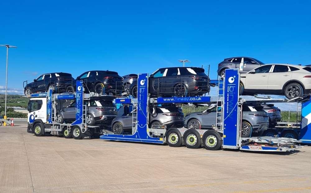Experienced 11 Car Transporter Driver - Willenhall - Birway